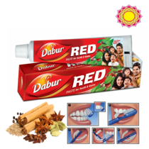 Pasta do zębów Dabur Red