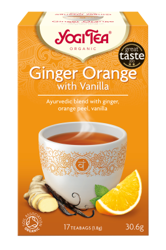 Yogi Tea Ginger Orange 30,6g
