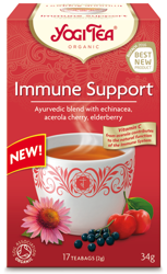 Yogi Tea Immune Support 34g