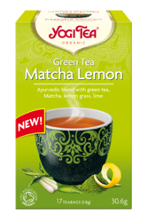Yogi Tea Matcha Lemon 30,6g