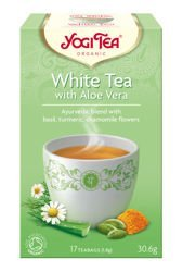 Yogi Tea White Tea with Aloe Vera 37,4g
