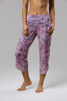 Fold Over Tulip Pant Indie Flora