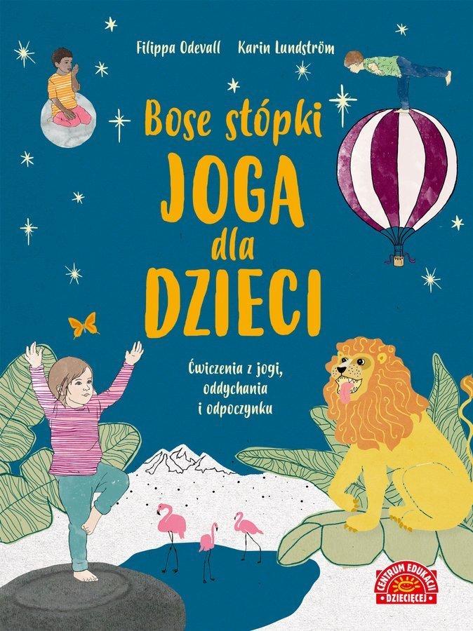 Bose stópki - Joga dla dzieci