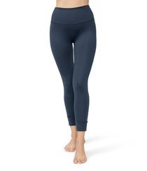 Fold Back Cuff Legging - Nocturnal