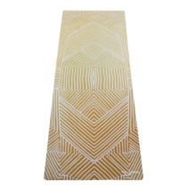 Mata do hot jogi Yoga Design Lab Combo Mat 3.5mm - Optical Gold