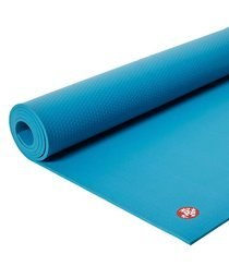 Mata do jogi Manduka PRO Lite 4.5mm - Caribbean Blue - seria Almost Perfect