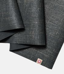 Mata do jogi Manduka eKO Terra 4mm - Black