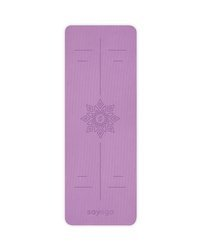 Mata do jogi Sayoga Comfort Mat Dark Purple