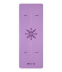 Mata do jogi Sayoga Performance Mat Purple