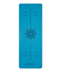 Mata do jogi Sayoga Performance Mat Turquoise