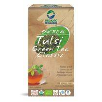 Ow Real Green Tea Classic 25 torebek