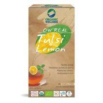 Ow Real Tulsi Lemon 25 torebek