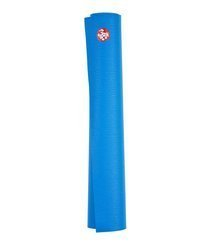 Podróżna mata do jogi Manduka PRO Travel Almost Perfect - Be Bold Blue