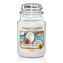 Świeca Yankee Candle - Coconut Splash