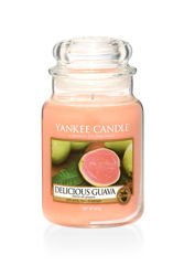 Świeca Yankee Candle - Delicious Guava