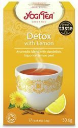 Yogi Tea Detox with Lemon 30,6g