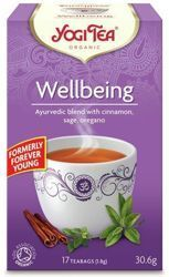Yogi Tea Wellbeing 30,6g