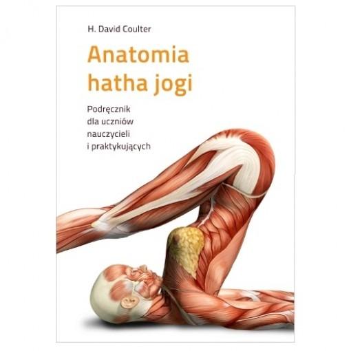 Anatomia hatha jogi H. David Coulter - sklep Yoga Bazar
