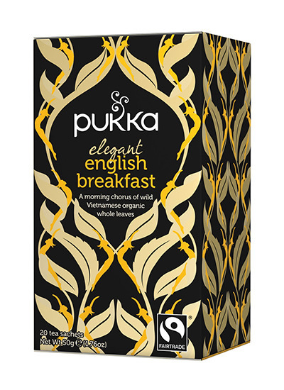 Herbata Pukka - Elegant English Breakfast