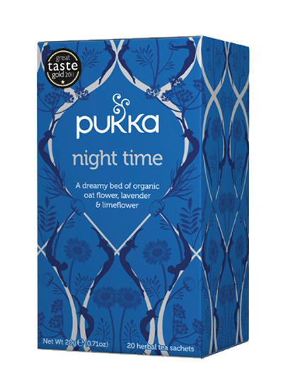 Herbata Pukka - Night Time