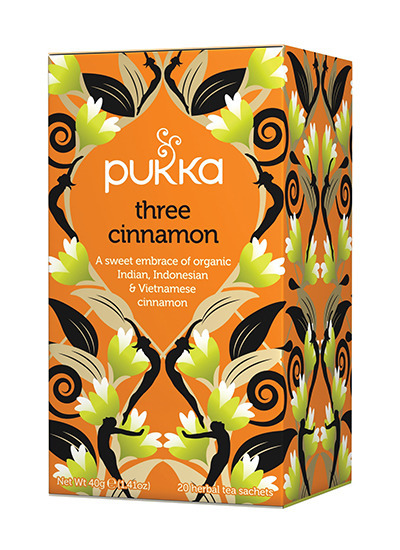 Herbata Pukka - Three Cinnamon