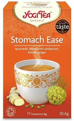 Herbata Yogi Tea Stomach Ease 30,6g