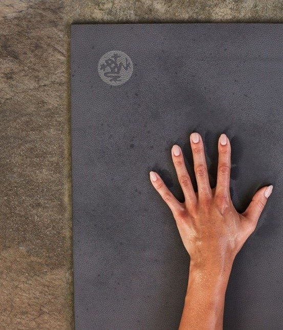 Manduka GRP Mat 4mm - Black