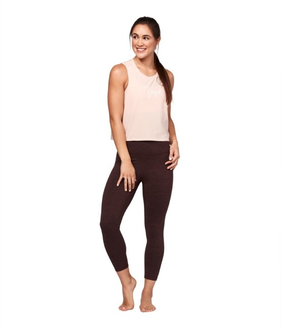 Manduka Mantra Muscle Tank - Blush