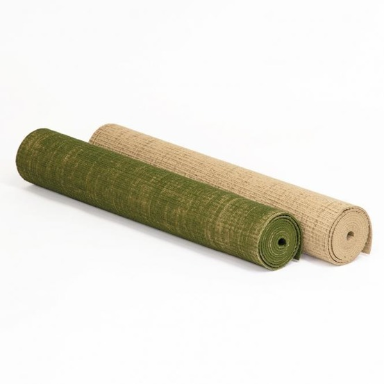 Mata do jogi Jute Pro 4mm - Beżowa