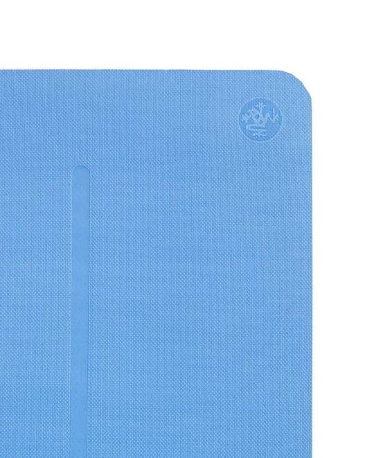 Mata do jogi Manduka Begin 5mm - Light Blue