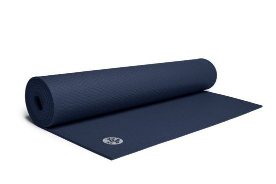 Mata do jogi Manduka PRO Lite 4.5mm 200cm  - Midnight - seria Almost Perfect