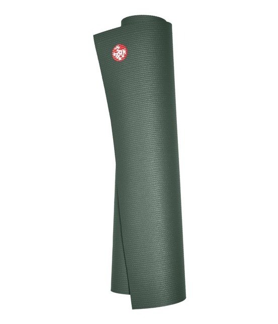 Mata do jogi Manduka PRO Lite 4.5mm - Black Sage - seria Almost Perfect