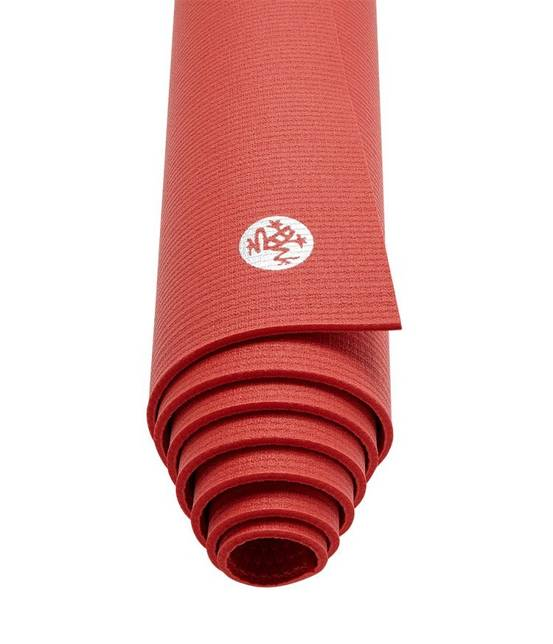 Mata do jogi Manduka PRO Lite 4.5mm - Deep Coral - seria Almost Perfect