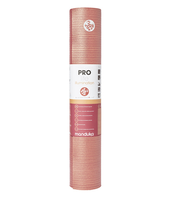 Mata do jogi Manduka PRO Lite 4.5mm - Illumination