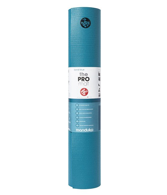 Mata do jogi Manduka Pro 6mm - Bondi Blue