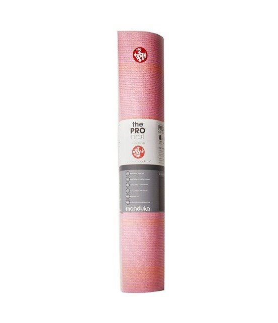 Mata do jogi Manduka Pro 6mm - Fuchsia - seria Almost Perfect