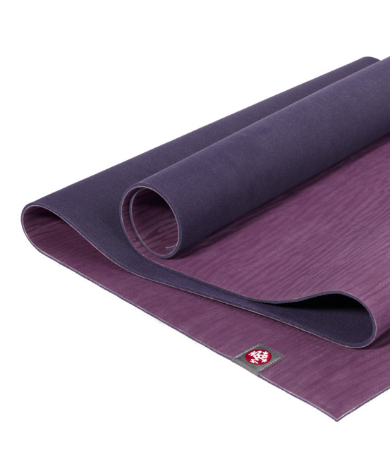 Mata do jogi Manduka eKO 5mm - Acai Midnight