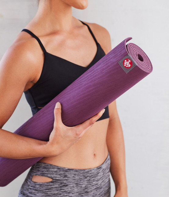 Mata do jogi Manduka eKO Lite 4mm - Acai
