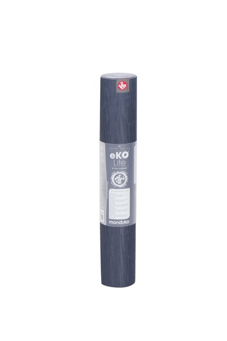 Mata do jogi Manduka eKO Lite 4mm - Midnight