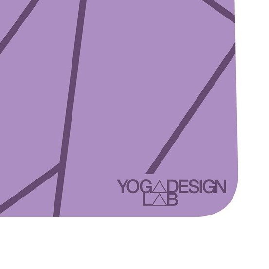 Mata do jogi Yoga Design Lab Infinity - Geo Lavender