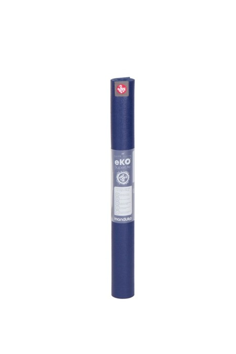 Podróżna mata do jogi Manduka eKO SuperLite Travel 1.5mm - New Moon