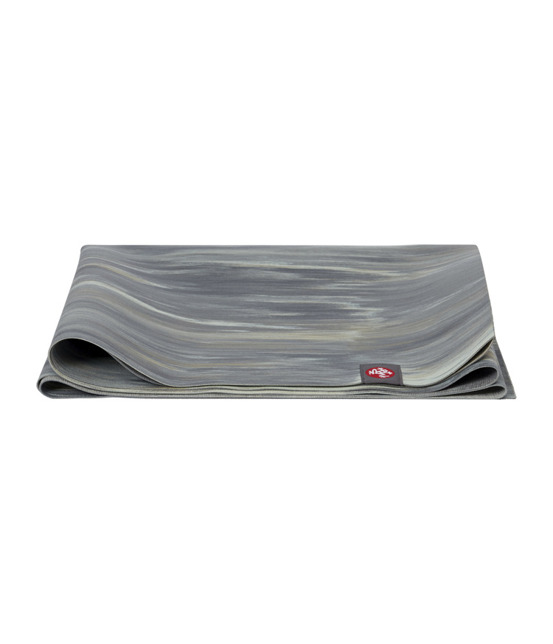 Podróżna mata do jogi Manduka eKO SuperLite Travel 1.5mm - Thunder Marbled