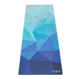 Mata do hot jogi Yoga Design Lab Combo Mat 3.5mm - Geo Blue